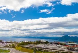Beppu Bay Service Area