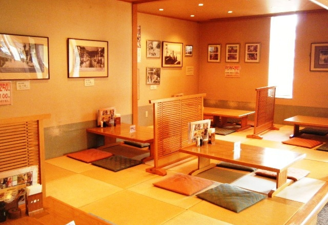 Abura-ya Kumahachi-tei (in Kamenoi Hotel)