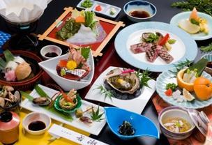 Japanese Dish Wakashio
