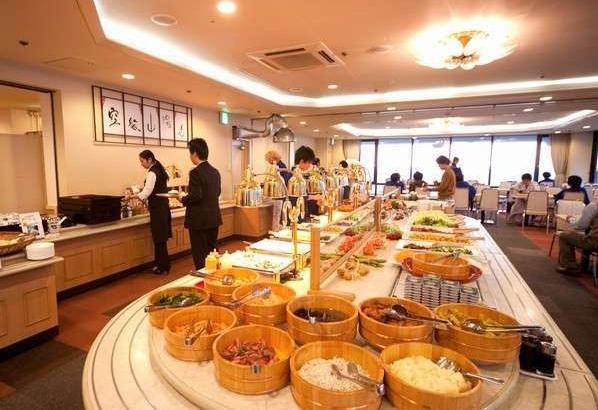 레스토랑 쉐르에메르(하나비시 10층)