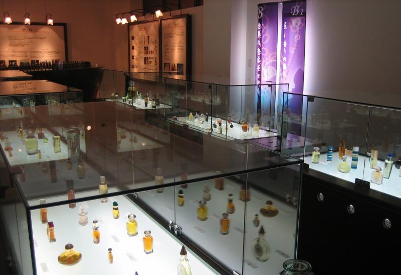 오이타 향기박물관